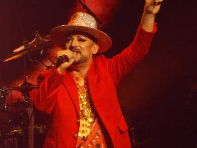 LIVE REVIEW – Culture Club – Beacon Theatre NYC – 7/27/15