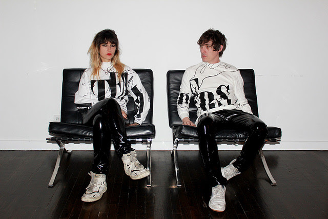 NYC DARKWAVE DUO TEMPERS ANNOUNCE 2020 TOUR DATES